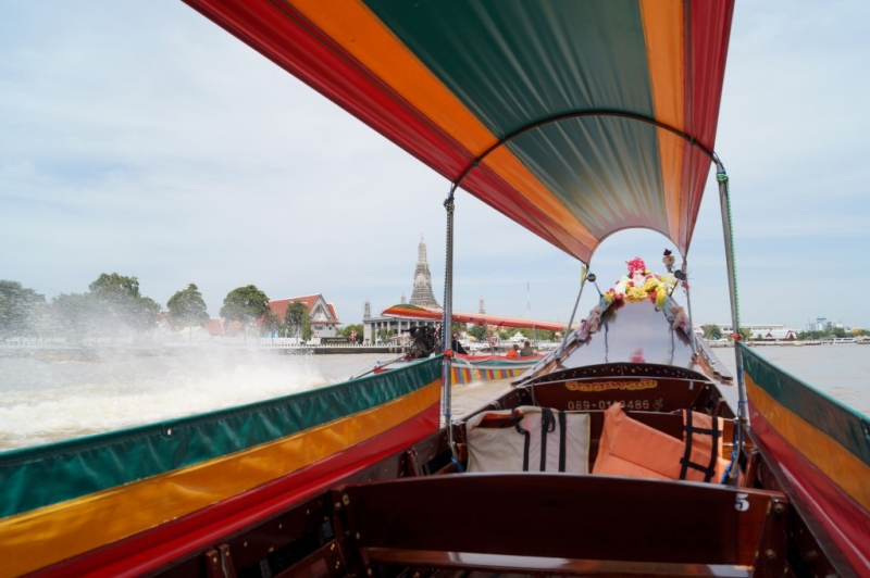Longboat Tour