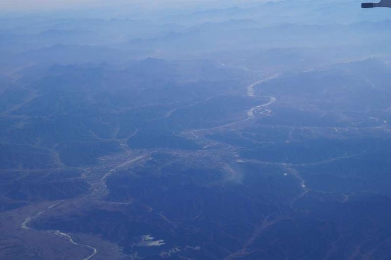 Beijing Terrain