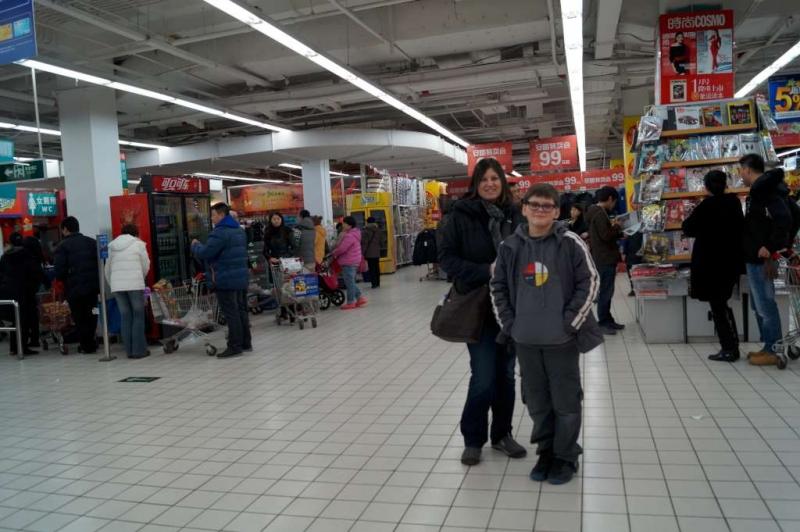 Grocery Store in Beijing