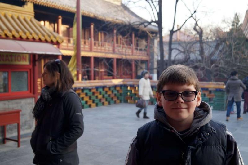 Yonghe (Lama) Temple