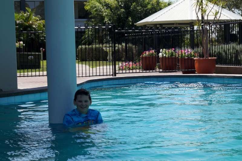 Newcastle Hotel Pool