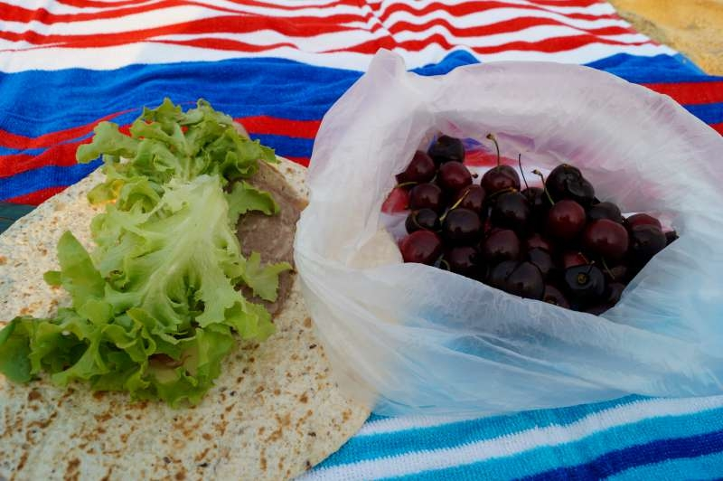 Newcastle Beach Picnic