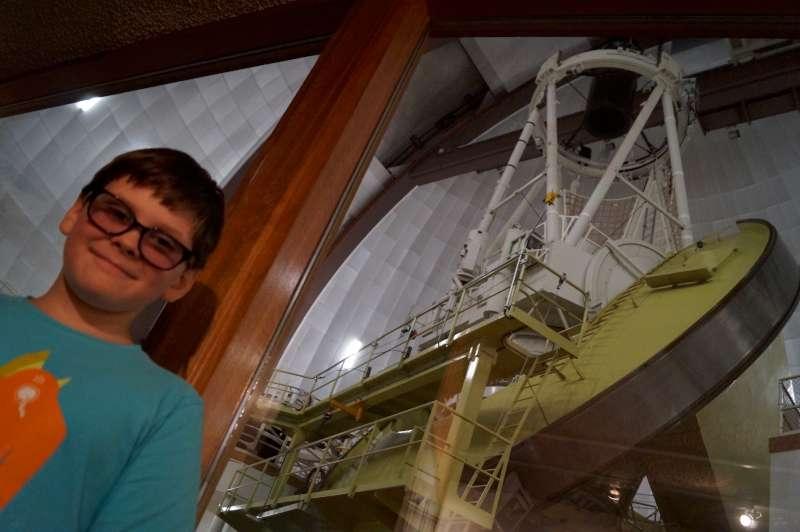 Sliding Springs Observatory