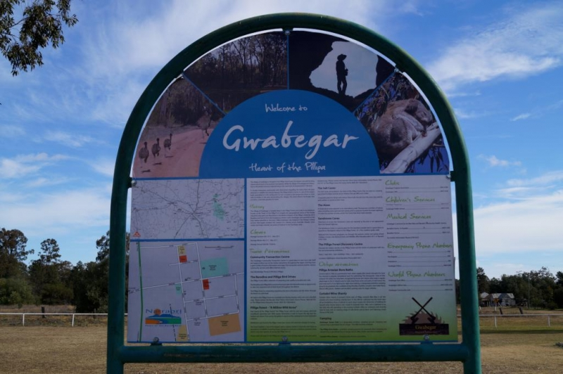 Welcome to Gwabegar