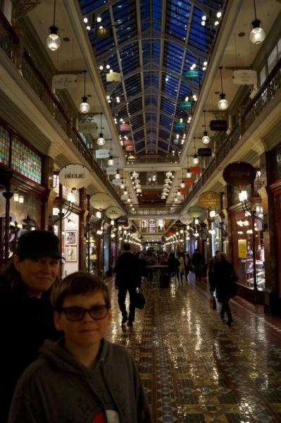 The Strand Arcade