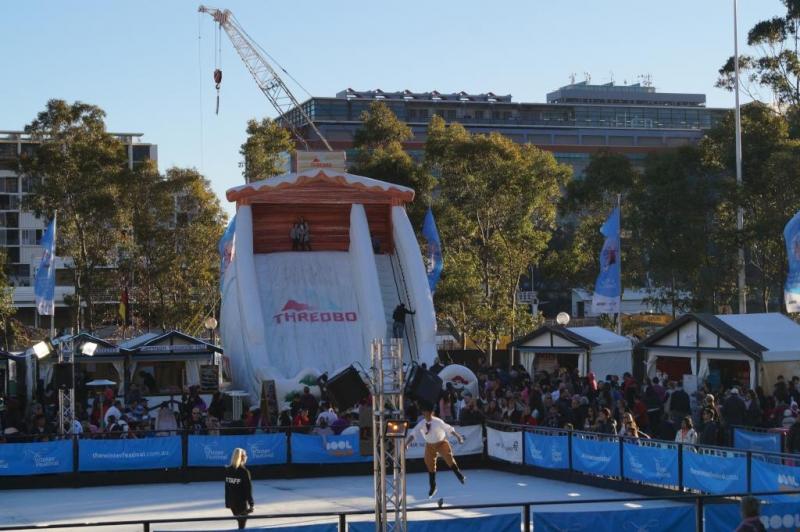Darling Harbour Winter Celebration